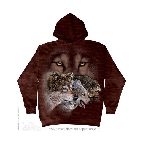 SWEAT SHIRT TROUVEZ 9 LOUPS