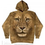 SWEAT SHIRT LION GUERRIER