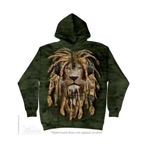 SWEAT SHIRT LION DJ