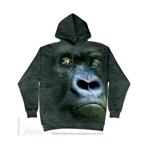 SWEAT SHIRT TETE DE GORILLE