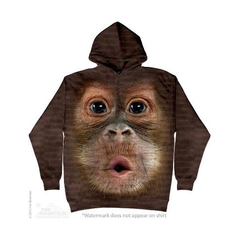 SWEAT SHIRT ORANG OUTAN