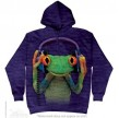 SWEAT SHIRT GRENOUILLE DJ