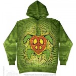 SWEAT SHIRT TORTUE RASTA