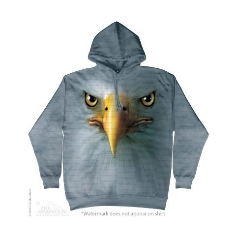 SWEAT SHIRT TETE AIGLES