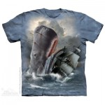 TEE SHIRT MOBY DICK