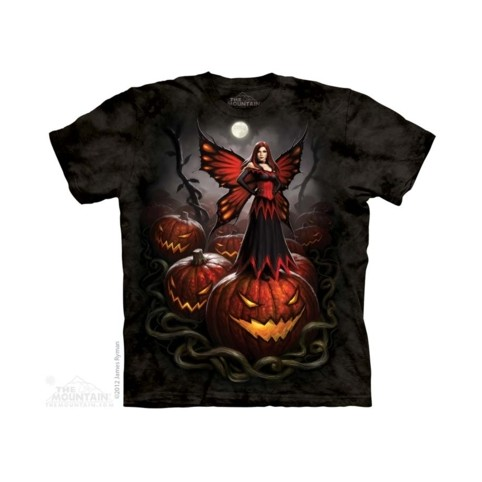 TEE SHIRT FEE D'HALLOWEEN