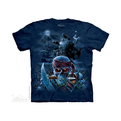 TEE SHIRT ENFANT ZOMBIE PIRATES