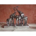 FIGURINE FAMILLE ELEPHANT