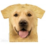 TEE SHIRT ENFANT GOLDEN RETRIEVER