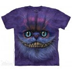 TEE SHIRT ENFANT CHAT DE CHESHIRE