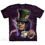 TEE SHIRT MAD HATTER