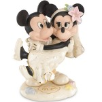 FIGURINE MICKEY ET MINNIE MARIES