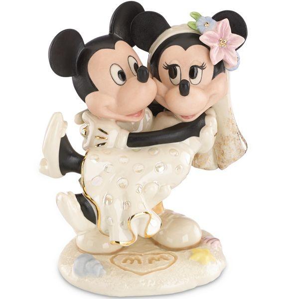 Figurine Mickey Et Minnie Mari 233 S Achat Vente Figurine De