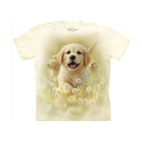 TEE SHIRT GOLDEN