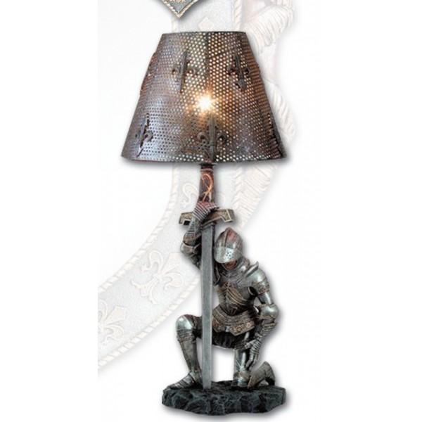 lampe m di vale chevalier magic figurines vente en