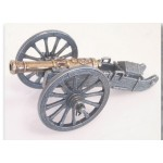 FIGURINE CANON NAPOLEONIEN