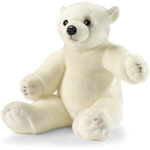 PELUCHE OURSON FLOCON