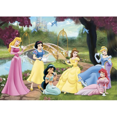 PUZZLE LES PRINCESSES - DISNEY