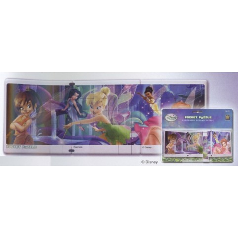 PUZZLE DE POCHE DISNEY FAIRIES