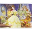 PUZZLE LA BELLE ET LA BETE 35 PIECES