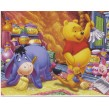 PUZZLE WINNIE L'OURSON 35 PIECES