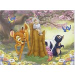 PUZZLE BAMBI 35 PIECES