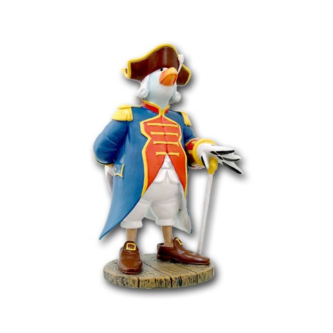 FIGURINE LE COMMANDANT
