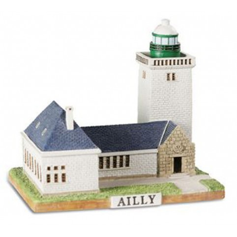 FIGURINE PHARE AILLY