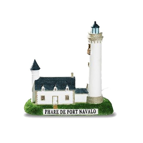 FIGURINE PHARE DE PORT NAVALO