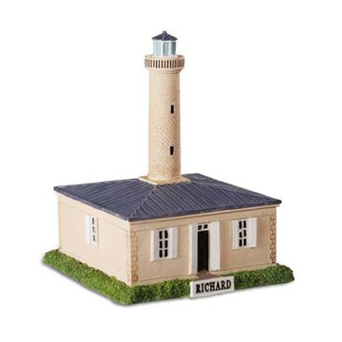 FIGURINE PHARE DE RICHARD
