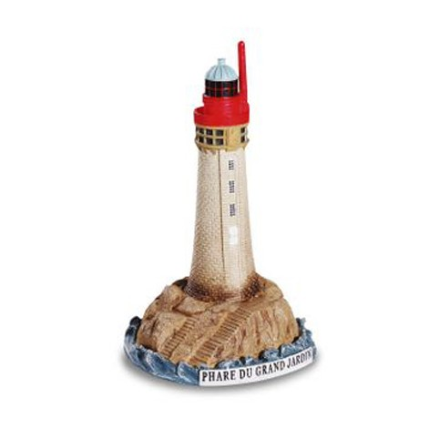 FIGURINE PHARE DU GRAND JARDIN