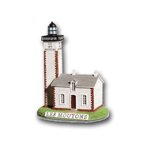 FIGURINE PHARE LES MOUTONS