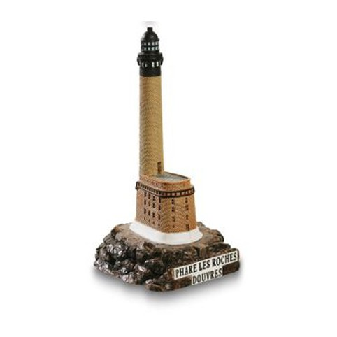 FIGURINE PHARE ROCHES DOUVRES