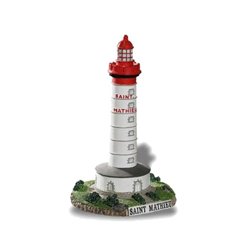 FIGURINE PHARE ST MATHIEU