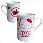 MUG HELLO KITTY PORCELAINE