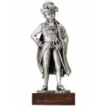 FIGURINE ETAINS DU PRINCE GENERAL DECRES