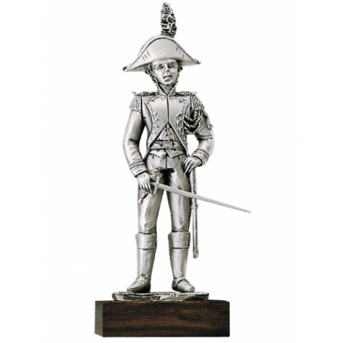 FIGURINE ETAINS DU PRINCE GENERAL HULIN
