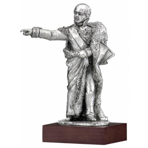 FIGURINE ETAINS DU PRINCE GENERAL KOUTOUZOV