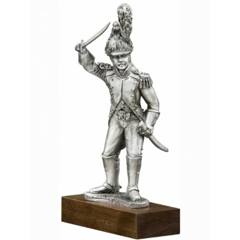 GENERAL WALTHER FIGURINE ETAINS DU PRINCE