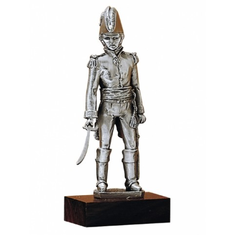 GENERAL CAMBRONNE FIGURINE ETAINS DU PRINCE