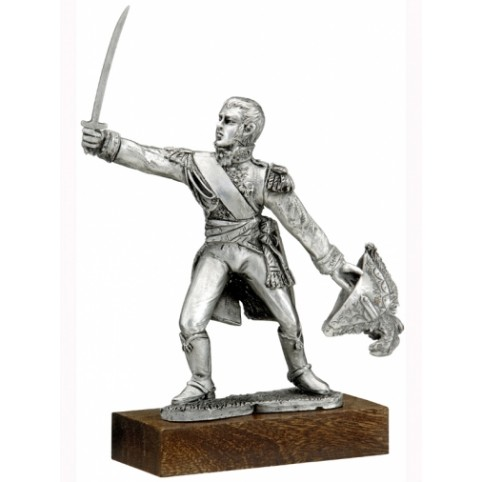 GENERAL FRIANT FIGURINE ETAINS DU PRINCE