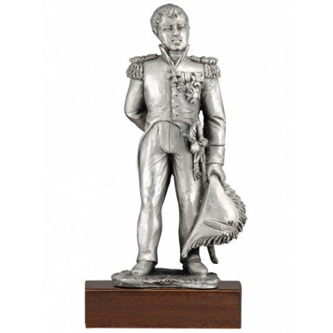 GENERAL GERARD FIGURINE ETAINS DU PRINCE
