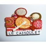MAGNET CASSOULET