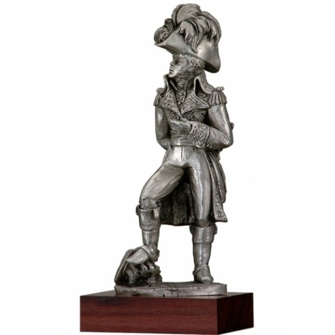 GENERAL TRAVOT FIGURINE ETAINS DU PRINCE