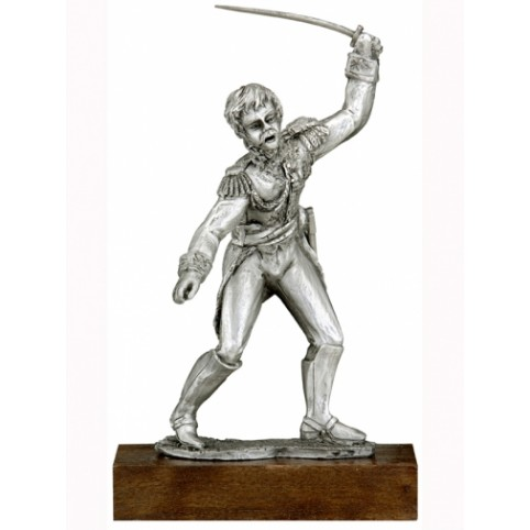 GENERAL MORAND FIGURINE ETAINS DU PRINCE