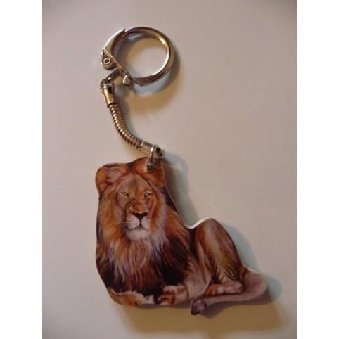 PORTE CLES LION