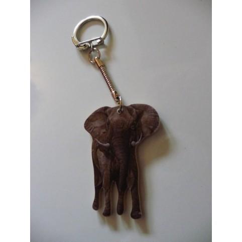 PORTE CLES ELEPHANT