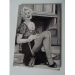MAGNET MARYLIN MONROE ASSISE