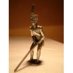 FIGURINE ARTILLEUR  A7 ETAINS DU PRINCE