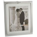 CADRE PHOTO MARIAGE ARGENT